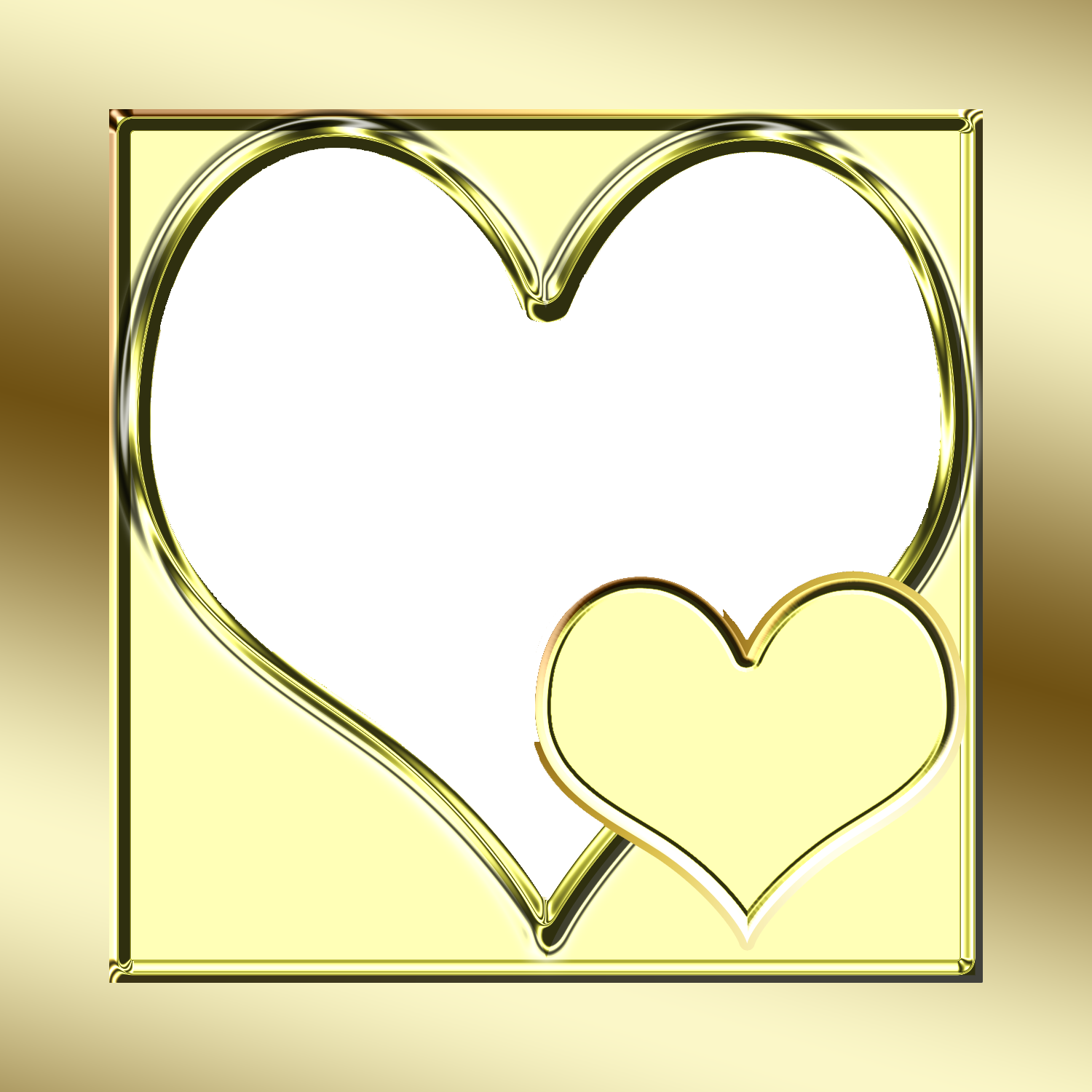 Download Free High quality Frame Heart Png Transparent Images