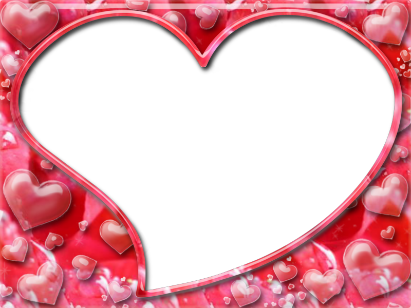 Use These Frame Heart Vector Clipart image #31023