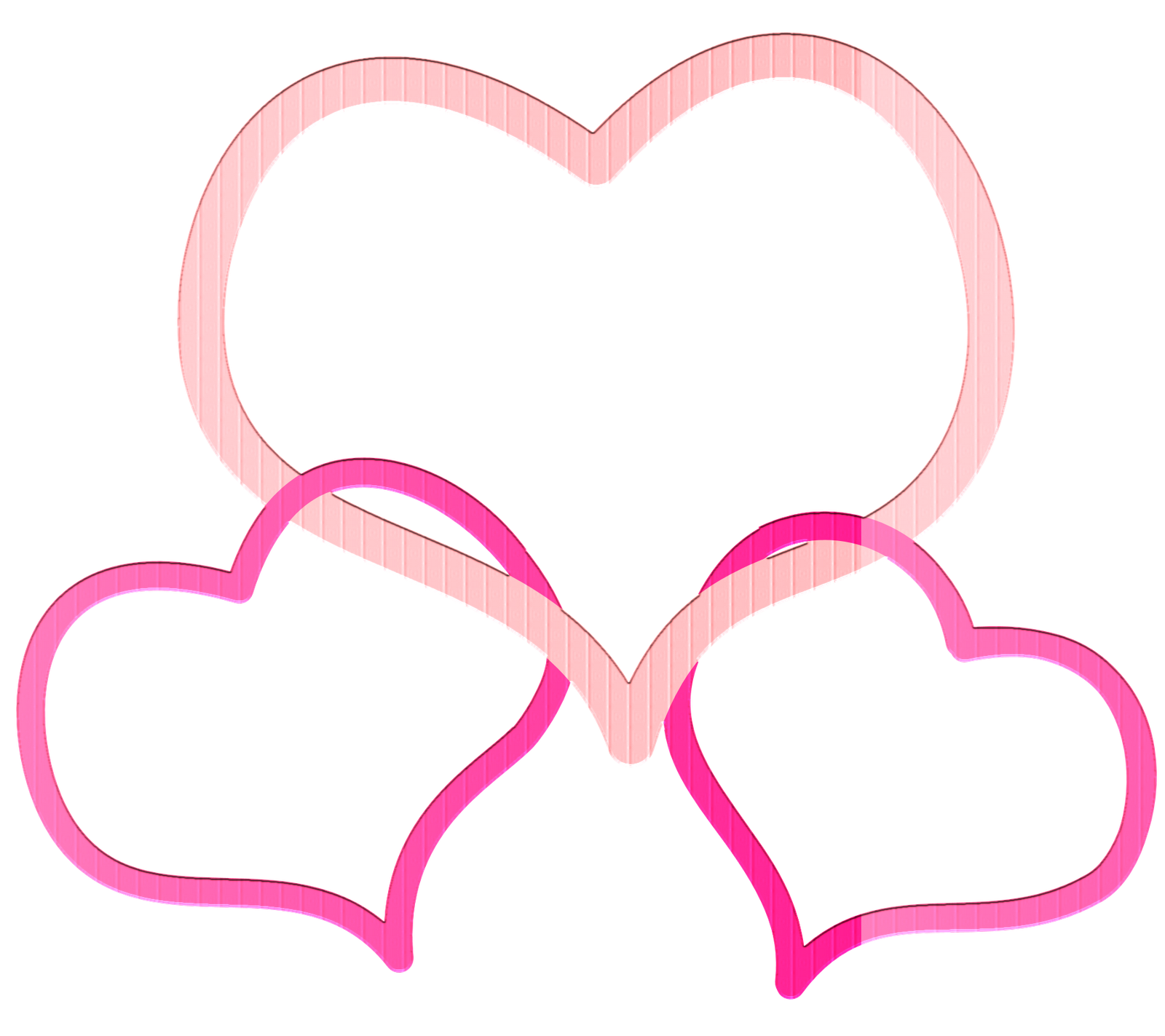 frame heart png