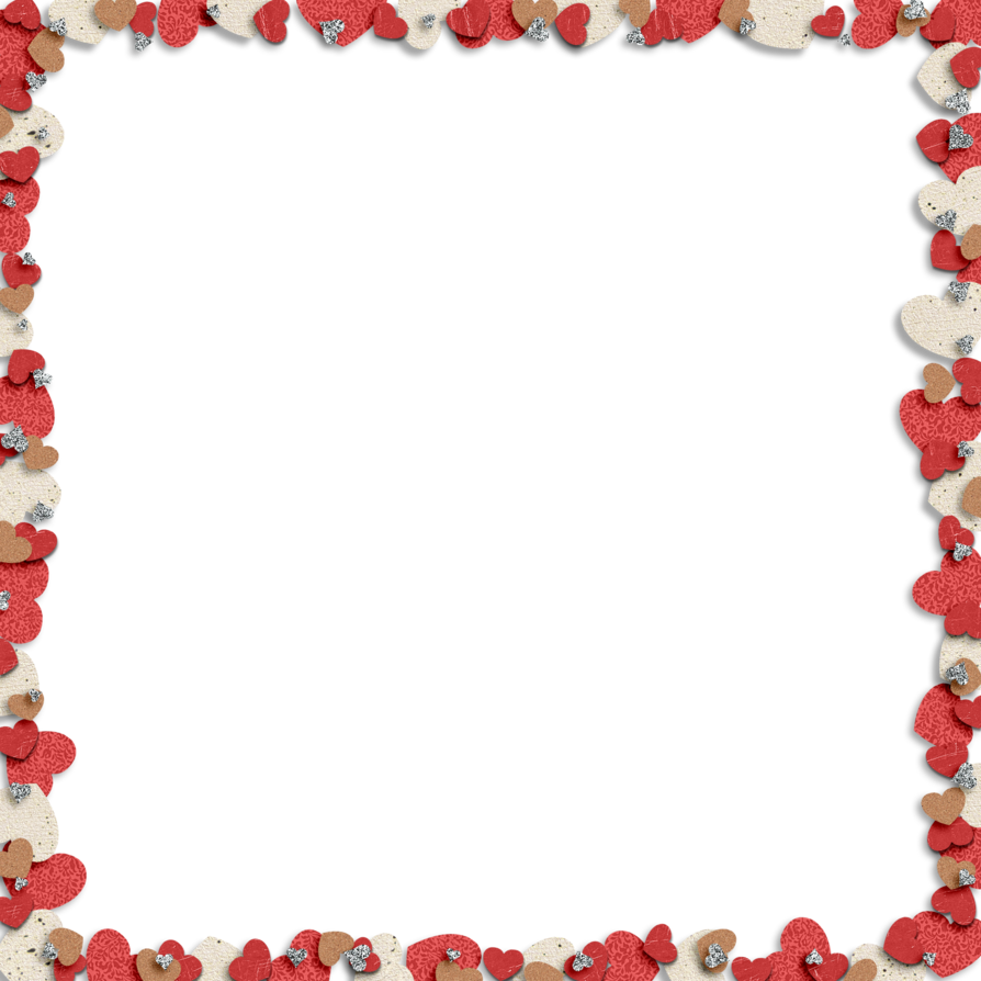 Frame Heart Png Hd image #31006