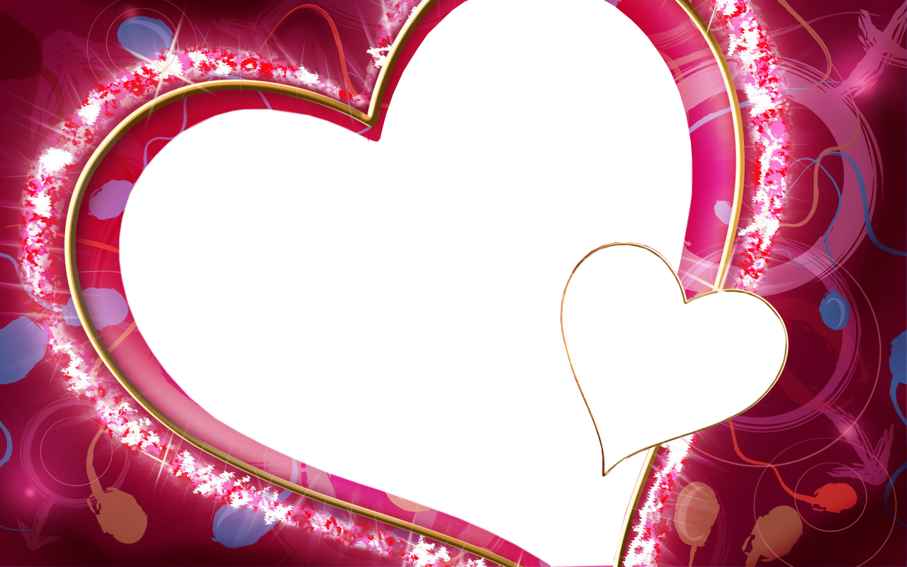 frame heart png picture