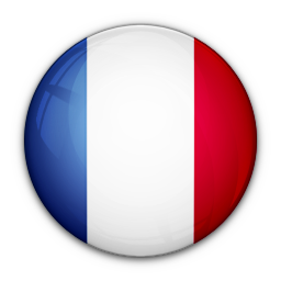 France Flag Icon image #18742