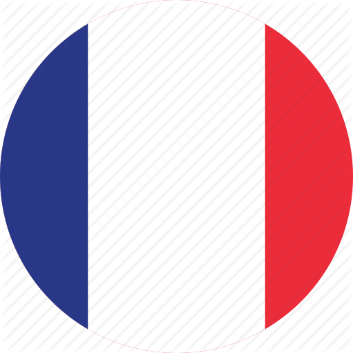 Transparent France Flag Icon
