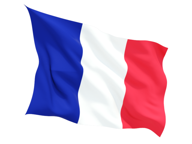 Vector Drawing France Flag