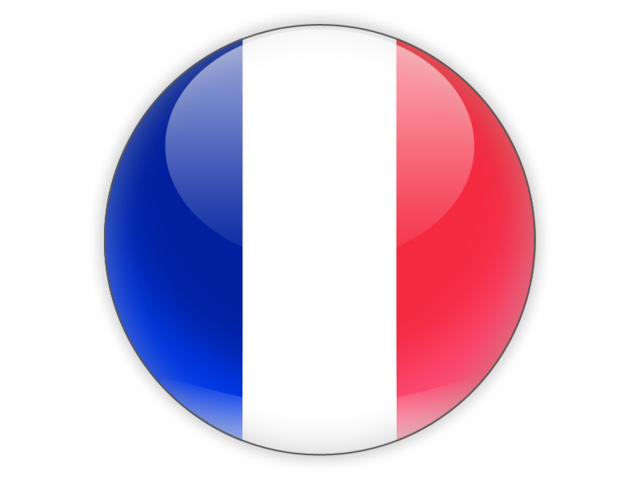 France Flags Icon Png 640x480, Flags HD PNG Download