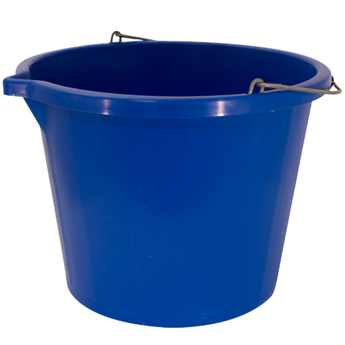 Free Blue Bucket Picture Download image #48898