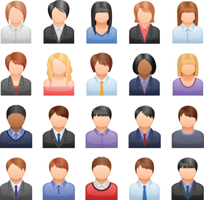 Free Business Person Icon image #1700