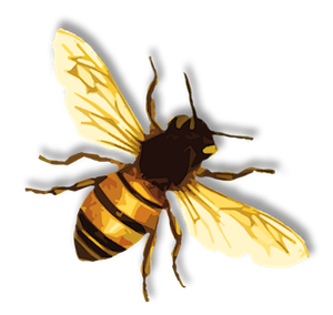 Free Clipart Pictures Bee image #45398
