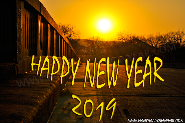 Free Download Happy New Year 2019 Images