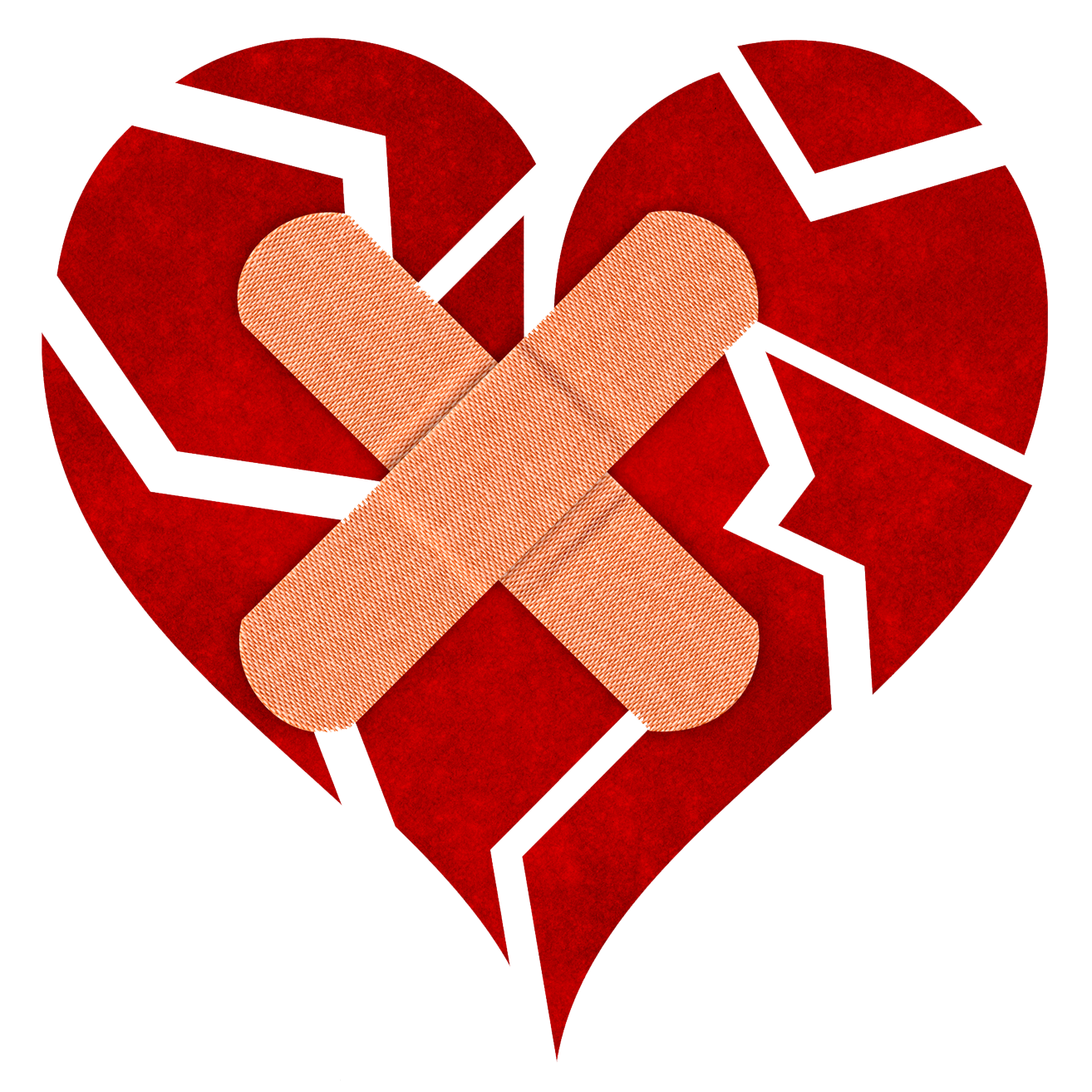 Free Download Of Broken Heart Icon Clipart