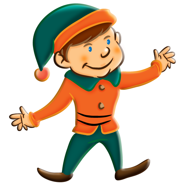Free Download Of Elves Icon Clipart image #45817