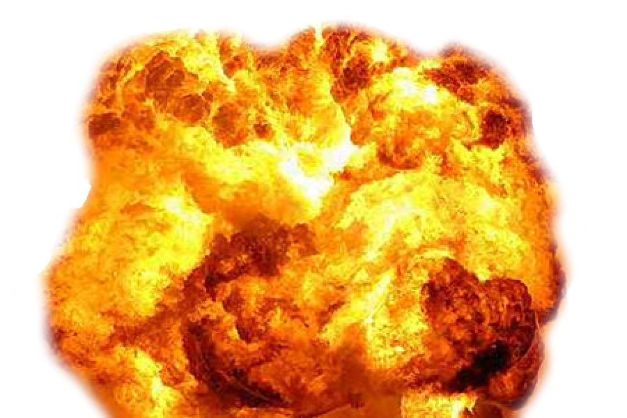 Free Explosion Transparent Pictures 13 image #45936
