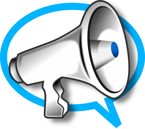 Free Megaphone Vector Icon Vectors Download image #45767