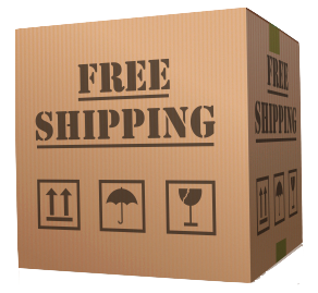 Free Shipping Box PNG Clipart image #46937