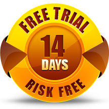Free Trial Basic Round Png image #5346