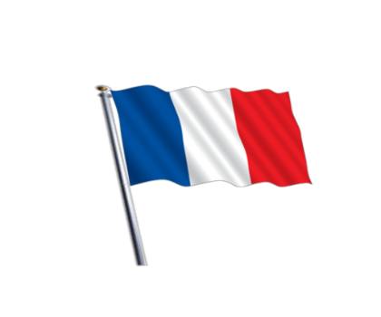 PNG Free Download French Flag image #29332