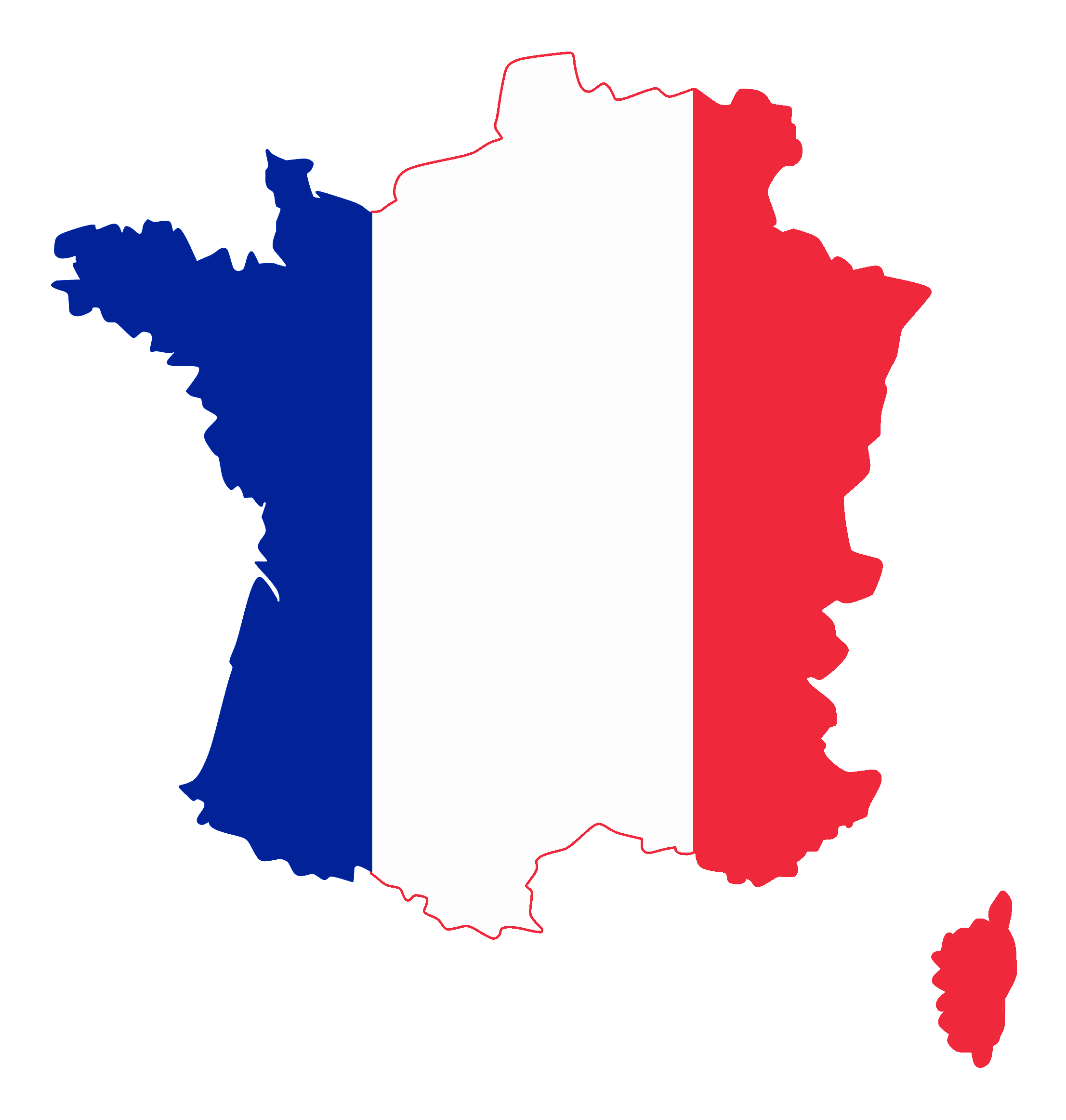 Download Png French Flag Clipart image #29334