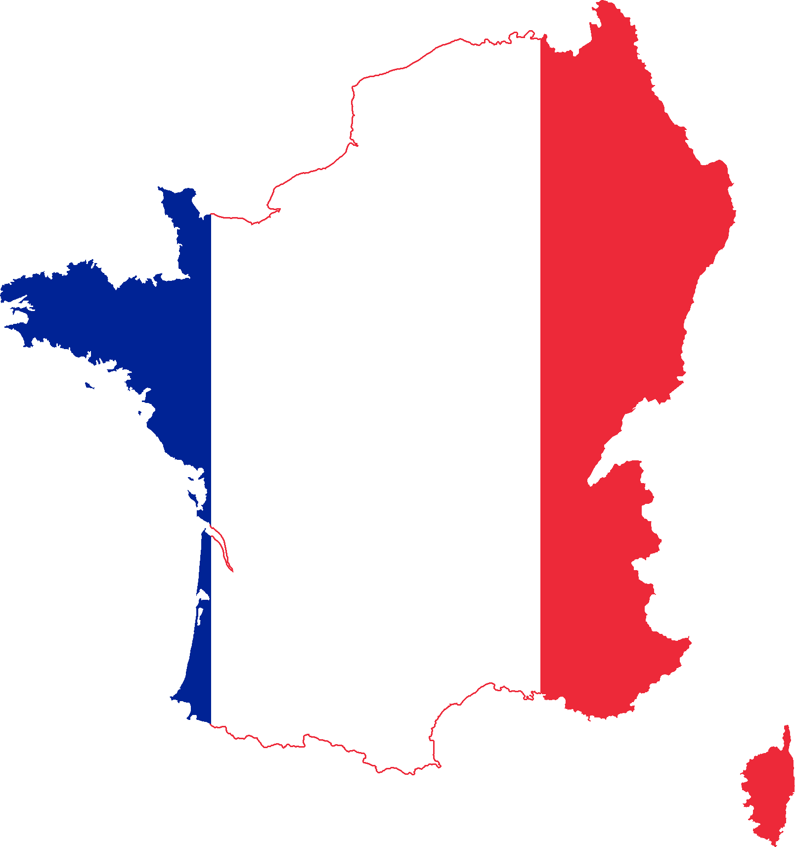 Download Clipart Png French Flag image #29338