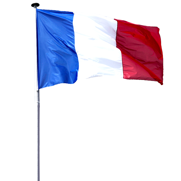 Pic French Flag PNG image #29330