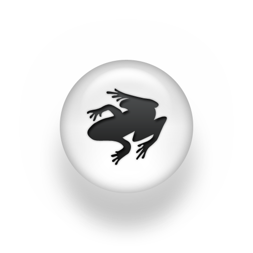 Icon Frog  Library image #10586
