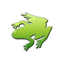 Library  Icon Frog image #10603