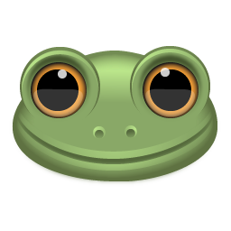 Vector Png Frog image #10588