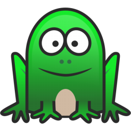 Vector Frog Free image #10593