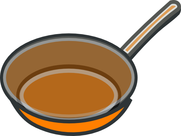 Frying Pan Png image #43360