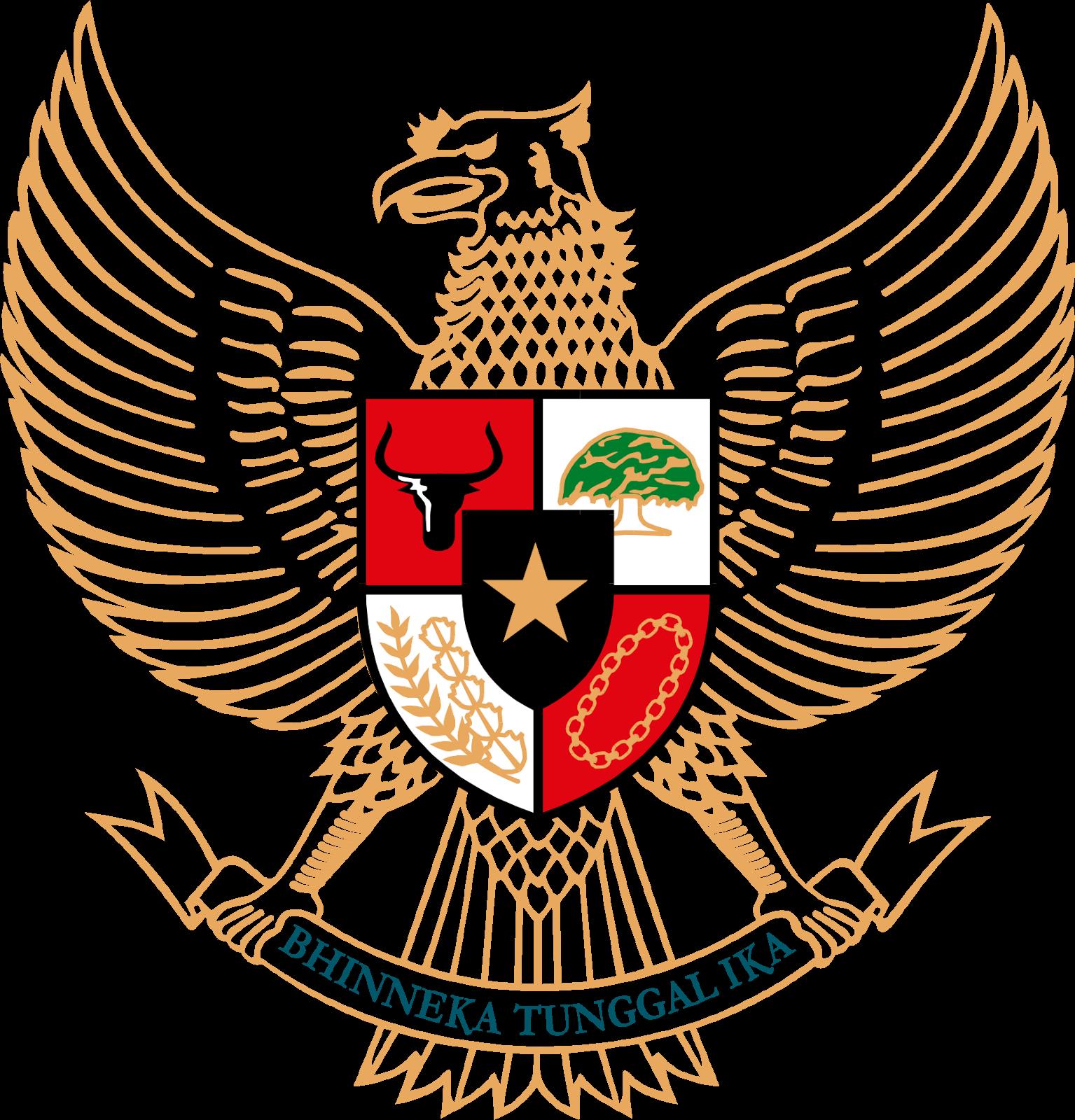 Gambar Burung Garuda Pancasila Png