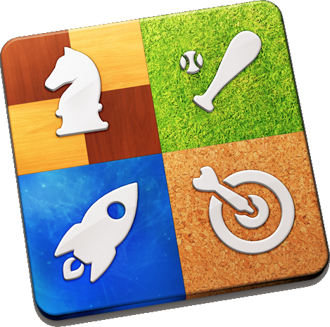 Game Center Icon Png image #4506