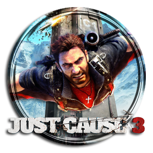 Game of just cause 3 icon