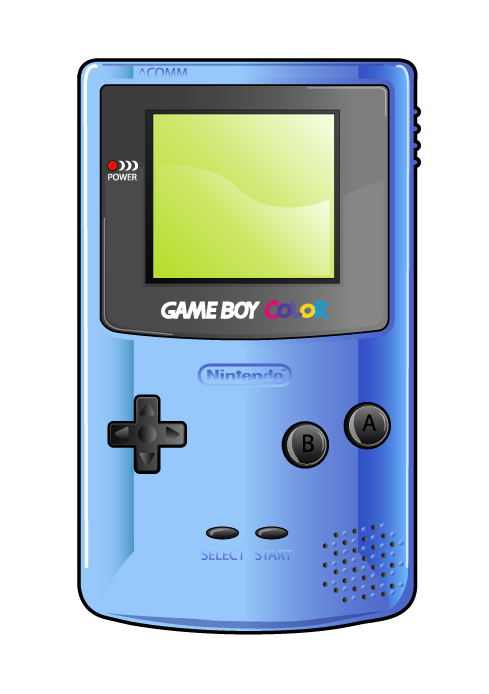 Gameboy Hd Icon image #17222