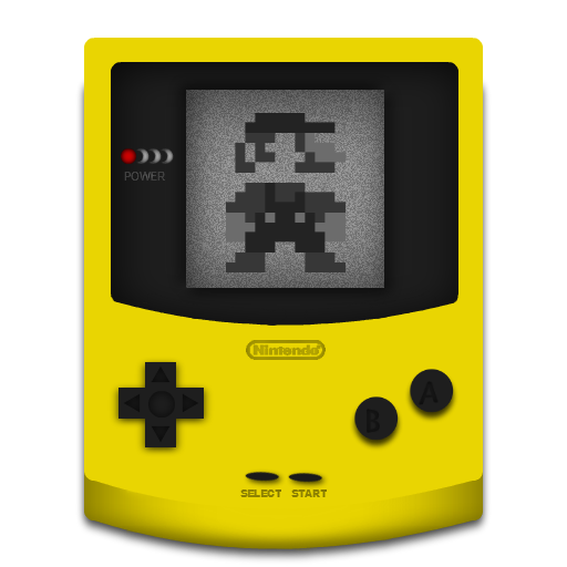 Icons Download Png Gameboy