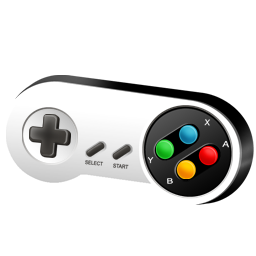 Gamepad Icon Vector image #17136