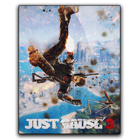 Games just cause 3 icon
