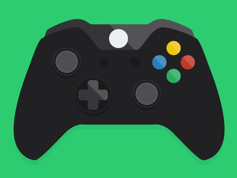 Gaming Controller Icon image #32404