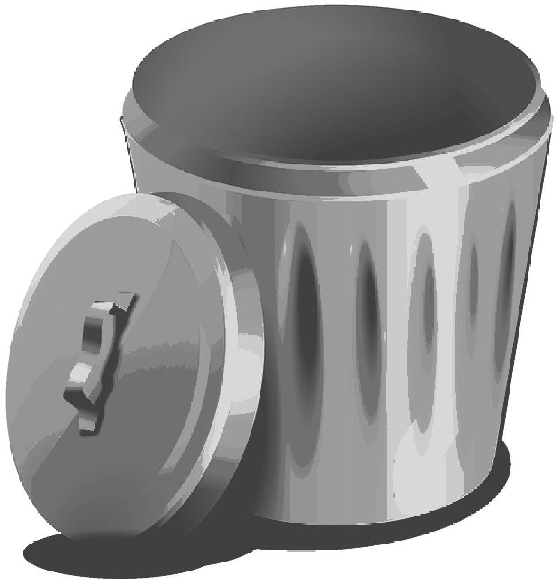 garbage bin png image