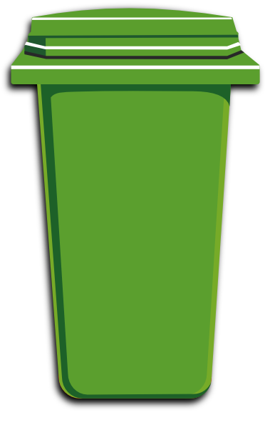 Free Download Of Garbage Bin Icon Clipart