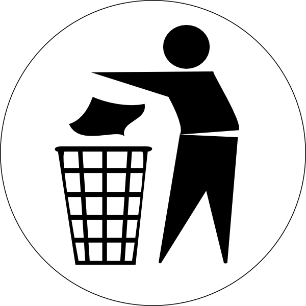 Picture Garbage Bin Png 10519 Free Icons And Png Backgrounds