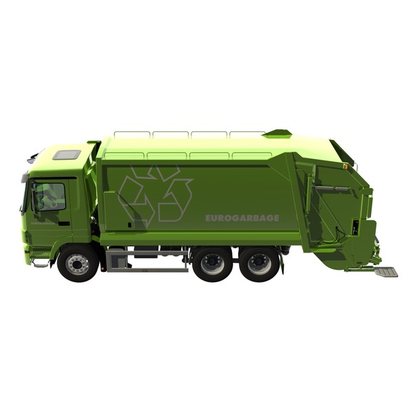 Garbage Truck Save Icon Format