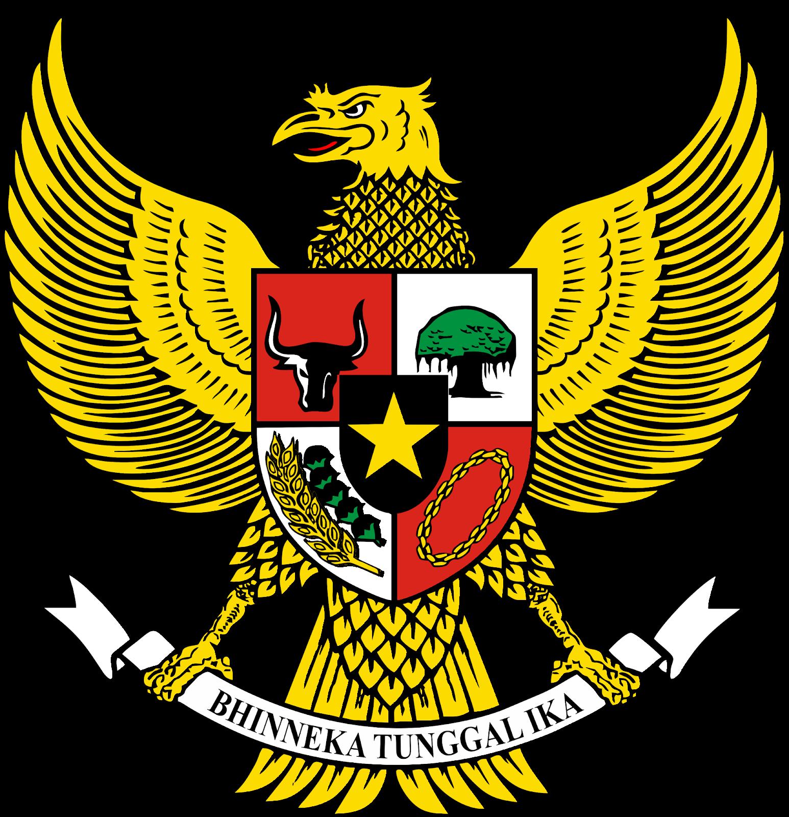 Garuda Pancasila Png Transparent Background Free Download 48975 Freeiconspng