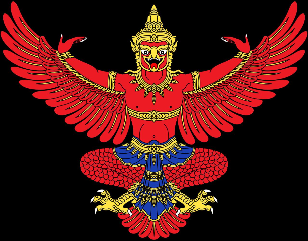 Garuda Pancasila Logo Vector image
