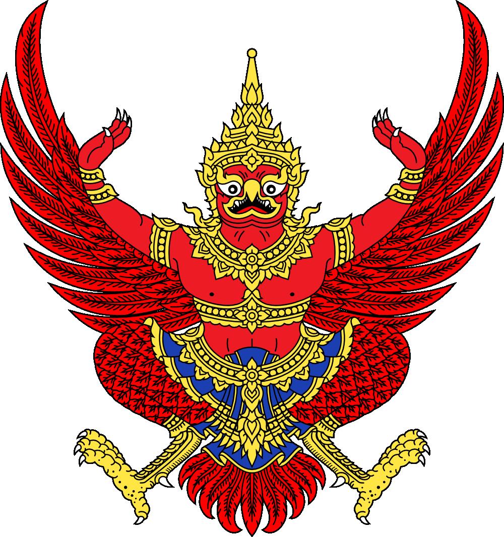 Garuda Thai Emblem