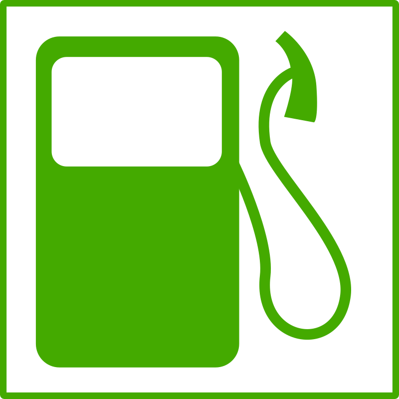 Vector Gas Icon image #6134