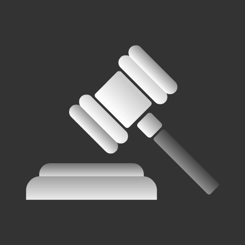 Vector Gavel Free image #18667