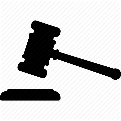 Gavel Free Icon Png image #18675