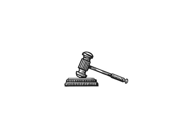 Gavel Icon Download Png image #18678
