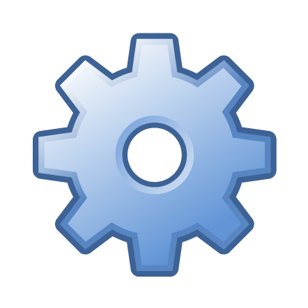 Gear Simple Png
