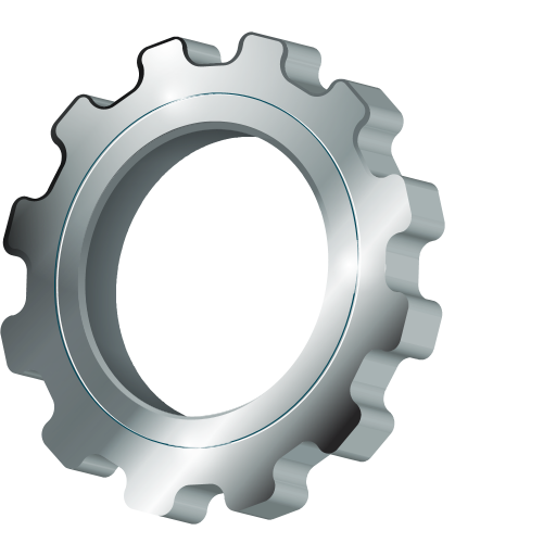 Gear Png File Icon image #2232