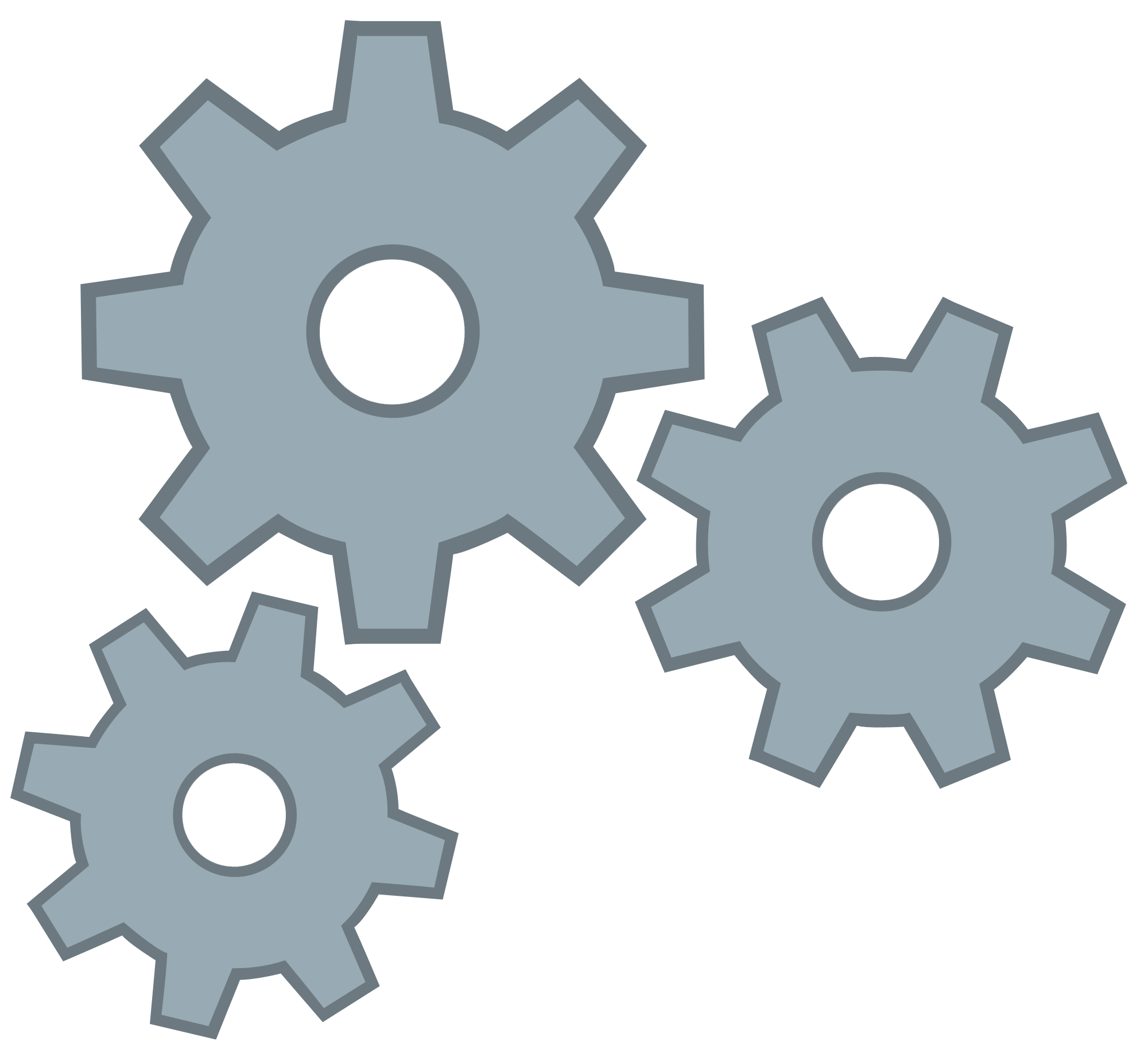 Gears Icon Png 3 Gear. image #2247